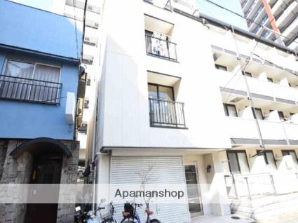 神奈川県相模原市中央区、相模原駅徒歩3分の築12年 4階建の賃貸マンション
