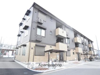 神奈川県相模原市中央区、橋本駅徒歩19分の新築 3階建の賃貸アパート