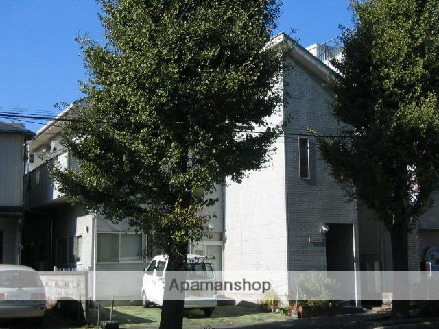 神奈川県相模原市中央区、相模原駅徒歩24分の築23年 2階建の賃貸アパート