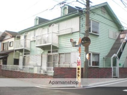 神奈川県相模原市中央区、相模原駅徒歩29分の築26年 2階建の賃貸アパート