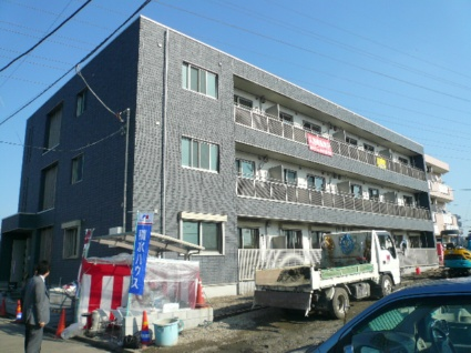 神奈川県相模原市南区、原当麻駅徒歩2分の築7年 3階建の賃貸マンション