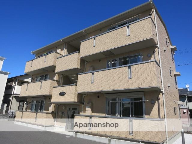 神奈川県相模原市中央区、矢部駅徒歩19分の築6年 3階建の賃貸アパート