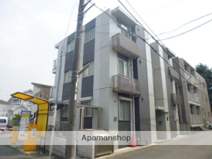 神奈川県相模原市中央区、淵野辺駅徒歩5分の築8年 3階建の賃貸マンション