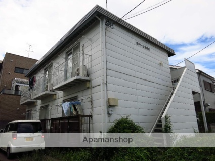 神奈川県相模原市中央区、古淵駅徒歩36分の築26年 2階建の賃貸アパート