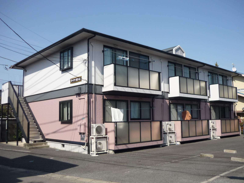 神奈川県相模原市中央区、淵野辺駅徒歩18分の築18年 2階建の賃貸アパート