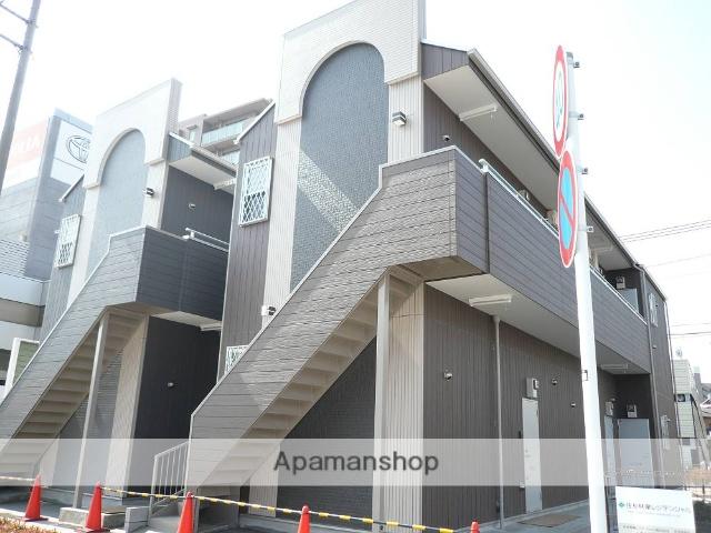 神奈川県相模原市緑区、相模原駅徒歩30分の築6年 2階建の賃貸アパート