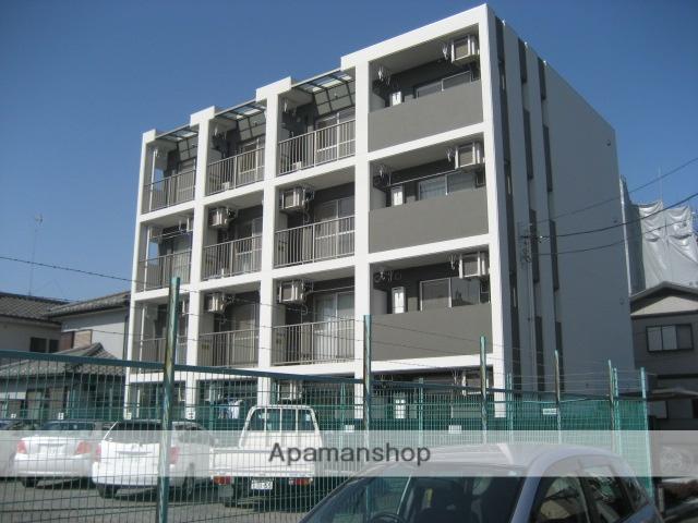 神奈川県相模原市緑区、橋本駅徒歩12分の築8年 4階建の賃貸マンション