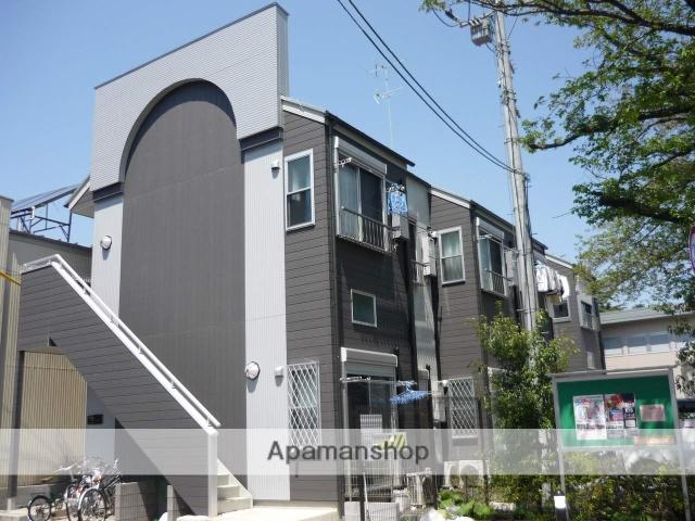 神奈川県相模原市中央区、淵野辺駅徒歩6分の築7年 2階建の賃貸アパート