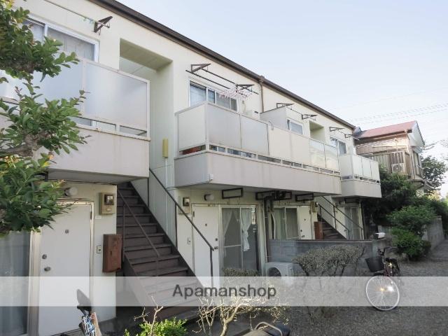 神奈川県相模原市中央区、淵野辺駅徒歩18分の築30年 2階建の賃貸アパート