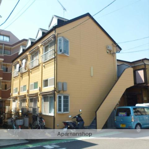 神奈川県相模原市緑区、橋本駅徒歩14分の築26年 2階建の賃貸アパート