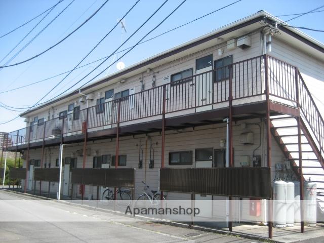 神奈川県相模原市緑区、橋本駅バス10分田端下車後徒歩5分の築26年 2階建の賃貸アパート