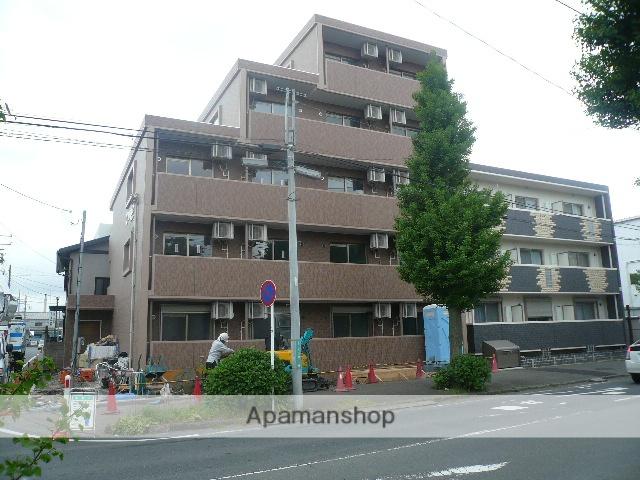 神奈川県相模原市緑区、橋本駅徒歩12分の築6年 5階建の賃貸マンション
