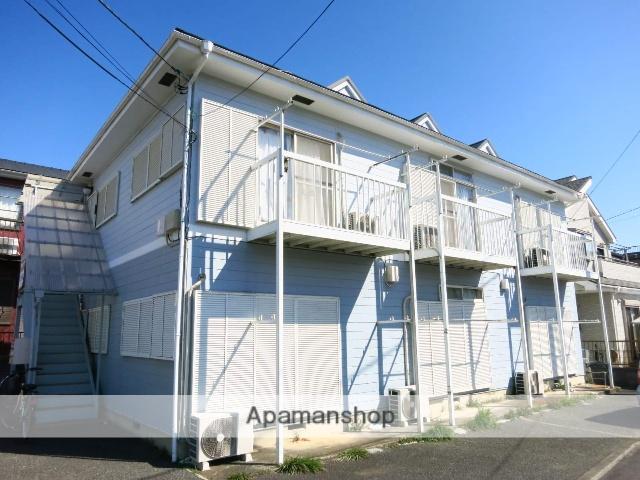 東京都町田市、橋本駅徒歩10分の築28年 2階建の賃貸アパート