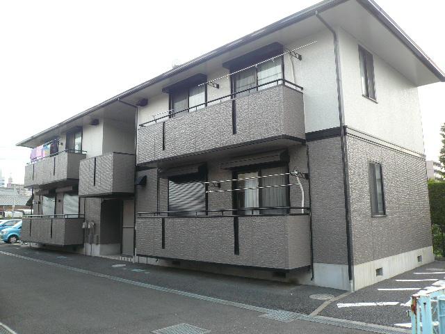 神奈川県相模原市緑区、橋本駅徒歩8分の築19年 2階建の賃貸アパート