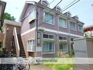 神奈川県相模原市緑区、橋本駅バス10分後徒歩4分の築26年 2階建の賃貸アパート