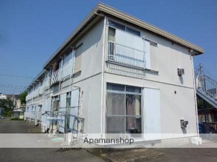 東京都町田市、矢部駅徒歩26分の築33年 2階建の賃貸アパート