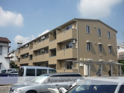 神奈川県相模原市中央区、淵野辺駅徒歩14分の築6年 3階建の賃貸アパート