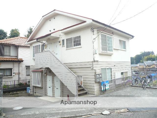 東京都町田市、相原駅徒歩10分の築27年 2階建の賃貸アパート