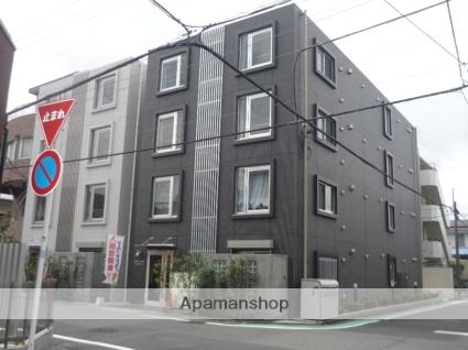 神奈川県相模原市中央区、淵野辺駅徒歩16分の築7年 4階建の賃貸マンション