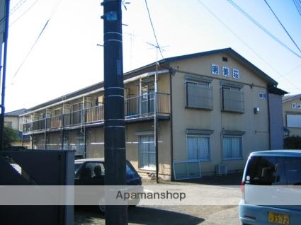 東京都町田市、相原駅徒歩2分の築33年 2階建の賃貸アパート