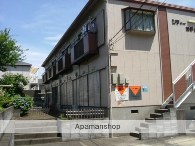 神奈川県相模原市中央区、淵野辺駅徒歩12分の築33年 2階建の賃貸アパート