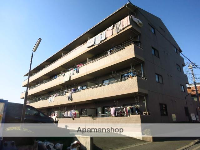 神奈川県相模原市中央区、番田駅徒歩27分の築19年 4階建の賃貸マンション