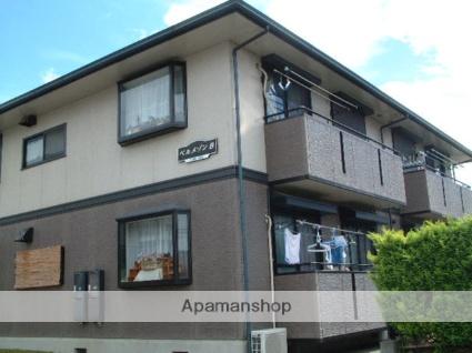 神奈川県相模原市緑区、橋本駅徒歩9分の築19年 2階建の賃貸アパート