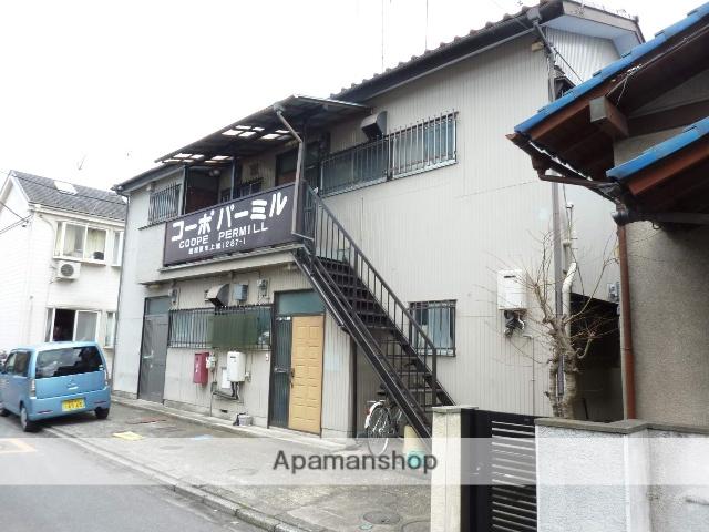 神奈川県相模原市中央区、番田駅徒歩8分の築23年 2階建の賃貸アパート