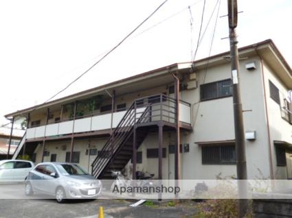 東京都町田市、相原駅徒歩11分の築33年 2階建の賃貸アパート
