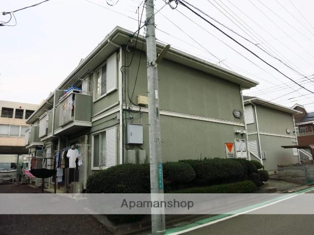 神奈川県相模原市中央区、淵野辺駅徒歩15分の築23年 2階建の賃貸アパート