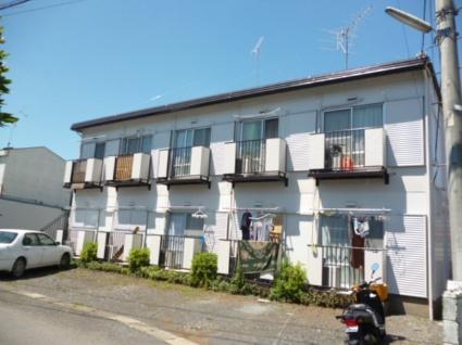 東京都町田市、古淵駅徒歩19分の築32年 2階建の賃貸アパート