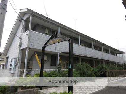 神奈川県相模原市中央区、淵野辺駅徒歩30分の築23年 2階建の賃貸アパート