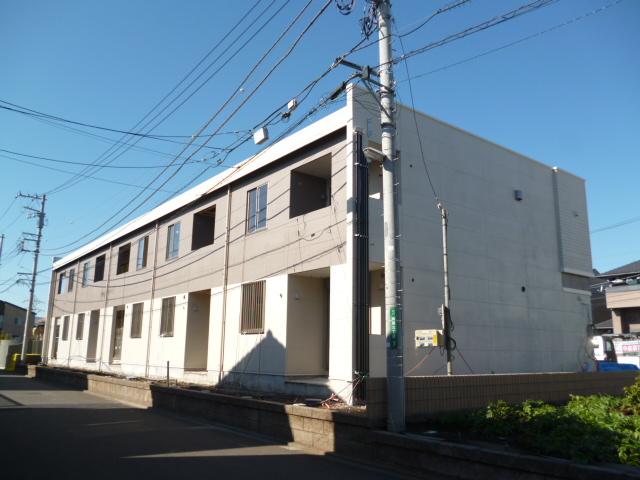神奈川県相模原市緑区、橋本駅神奈川中央交通バス18分向原南下車後徒歩6分の築5年 2階建の賃貸アパート