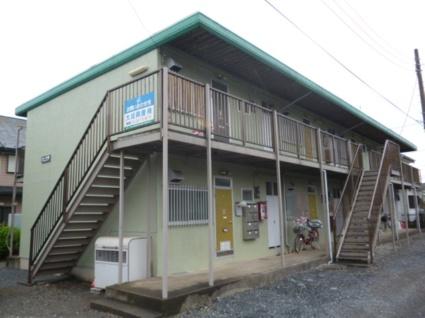 東京都町田市、相原駅徒歩6分の築32年 2階建の賃貸アパート