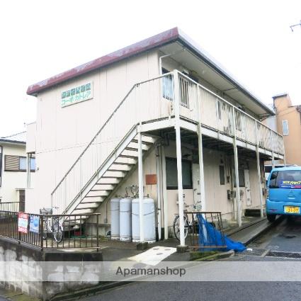 東京都町田市、相原駅徒歩7分の築29年 2階建の賃貸アパート