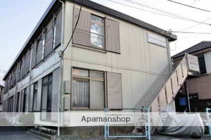 神奈川県相模原市中央区、淵野辺駅徒歩8分の築37年 2階建の賃貸アパート