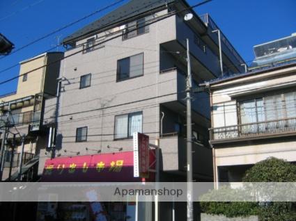 神奈川県相模原市中央区、矢部駅徒歩1分の築18年 4階建の賃貸マンション