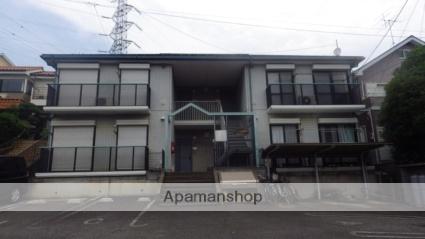 東京都町田市、町田駅バス16分給水塔前下車後徒歩3分の築23年 2階建の賃貸アパート