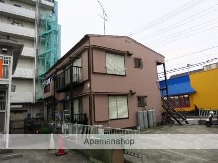 神奈川県相模原市中央区、淵野辺駅徒歩9分の築38年 2階建の賃貸アパート