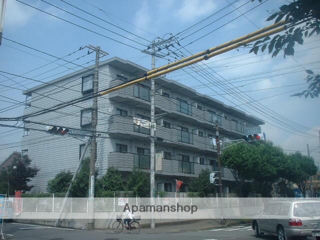 神奈川県相模原市緑区、橋本駅徒歩15分の築27年 4階建の賃貸マンション