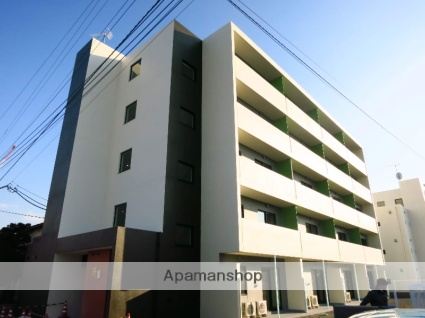 神奈川県相模原市緑区、橋本駅徒歩13分の築3年 5階建の賃貸マンション