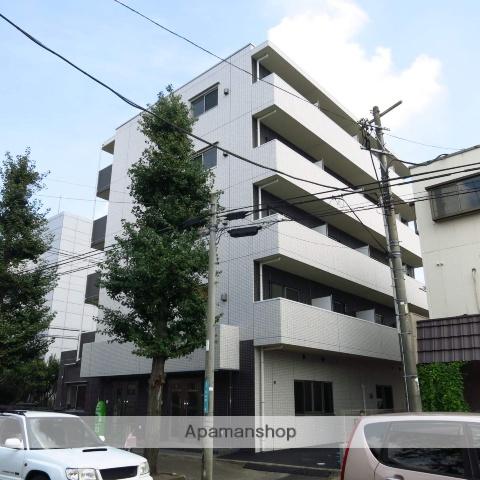神奈川県相模原市緑区、橋本駅徒歩10分の築3年 5階建の賃貸マンション