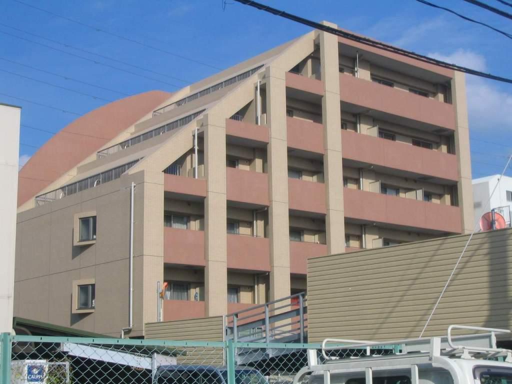 神奈川県相模原市中央区、淵野辺駅徒歩8分の築13年 6階建の賃貸マンション