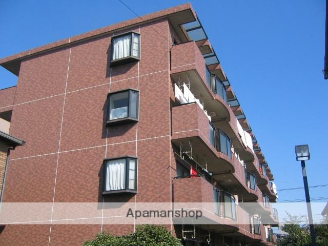 神奈川県相模原市中央区、町田駅徒歩53分の築20年 4階建の賃貸マンション