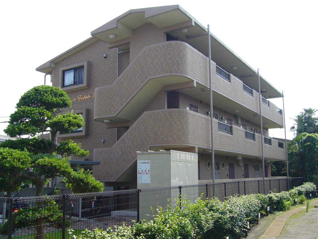 神奈川県相模原市南区、原当麻駅徒歩1分の築13年 3階建の賃貸マンション