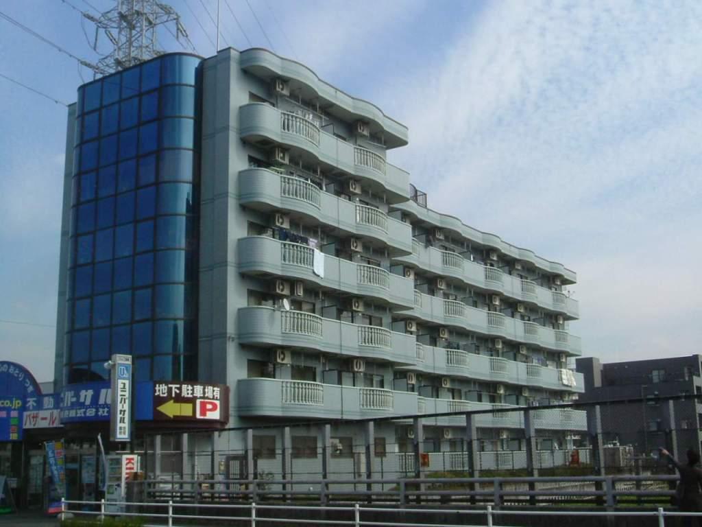 神奈川県相模原市南区、古淵駅徒歩2分の築24年 6階建の賃貸マンション