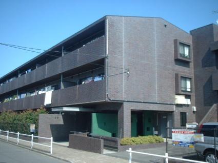 神奈川県相模原市中央区、古淵駅徒歩6分の築20年 3階建の賃貸マンション