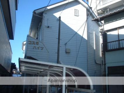 神奈川県相模原市中央区、南橋本駅徒歩1分の築26年 2階建の賃貸アパート