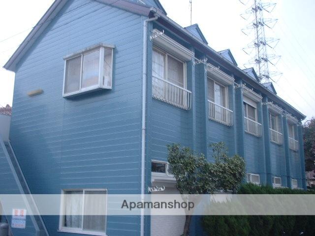 神奈川県相模原市中央区、淵野辺駅徒歩26分の築29年 2階建の賃貸アパート