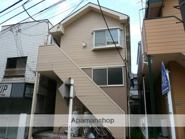 神奈川県相模原市中央区、相模原駅徒歩9分の築24年 2階建の賃貸アパート
